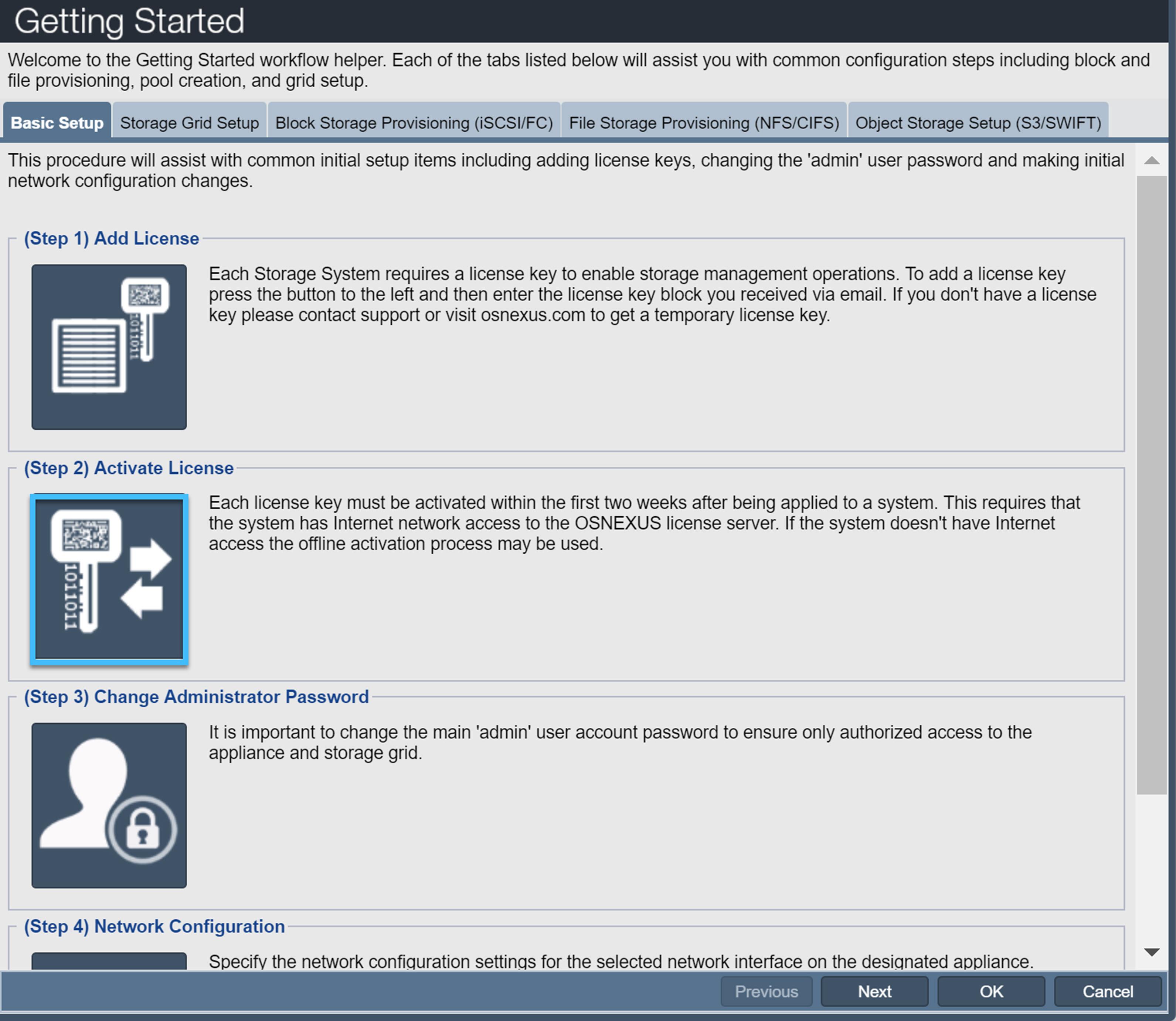 File:Basic Setup Activate License jpg - OSNEXUS Online