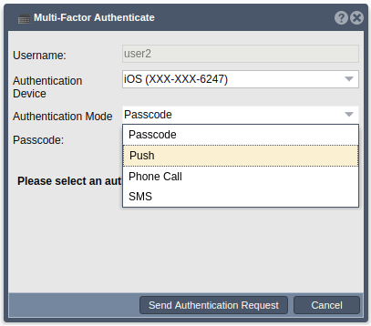 Selecting push auth mode.png