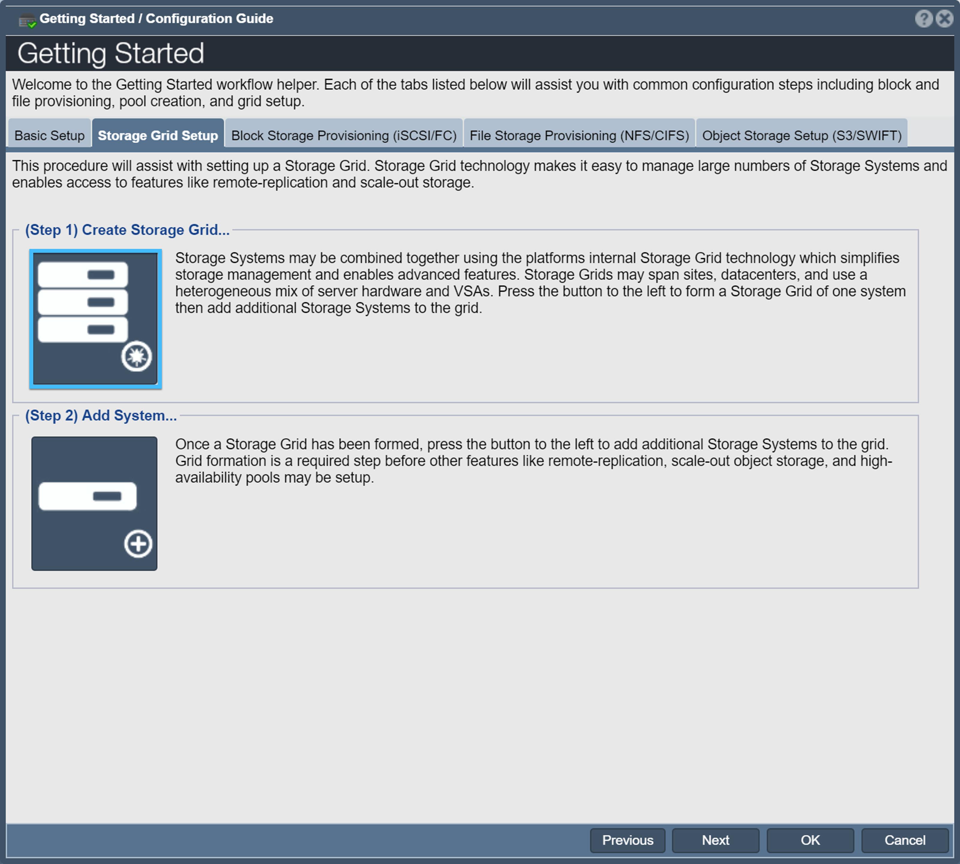 File:Storage Grid Create Grid jpg - OSNEXUS Online