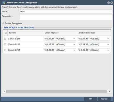 Scale-out Object Setup (ceph) - OSNEXUS Online Documentation