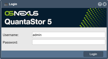 QuantaStor Manager Web Admin Guide - OSNEXUS Online