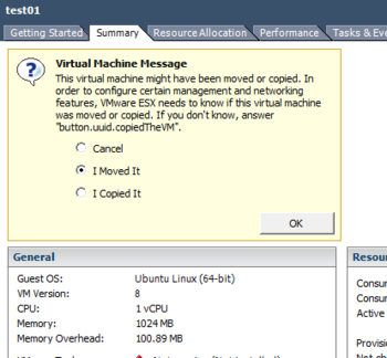 VMware Import Message I Moved It.png