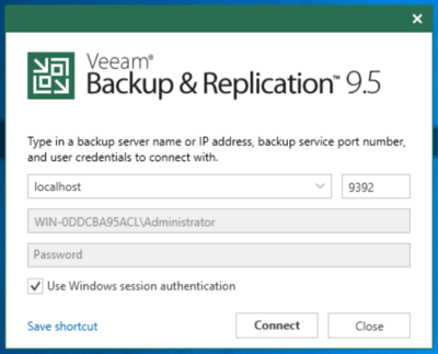 Veeam Integration - OSNEXUS Online Documentation Site
