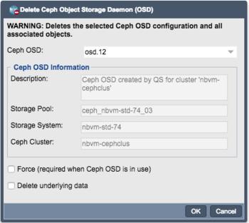 Scale-out Block Setup (ceph) - OSNEXUS Online Documentation Site